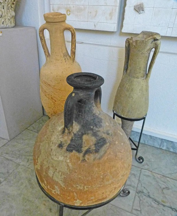 World' Of Amphora And Terracotta