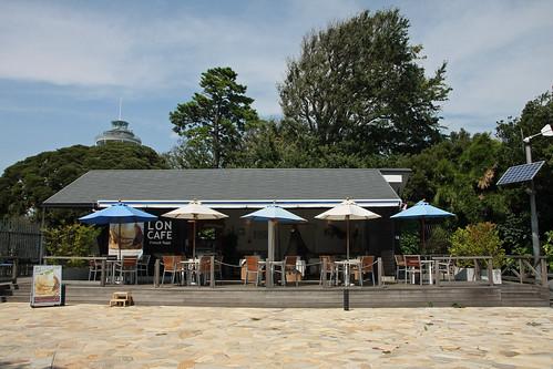 江の島(サミュエルコッキング苑LONCAFE)(LONCAFE, Samuel Cocking Garden, Enoshima Island, Kanagawa, Japan)