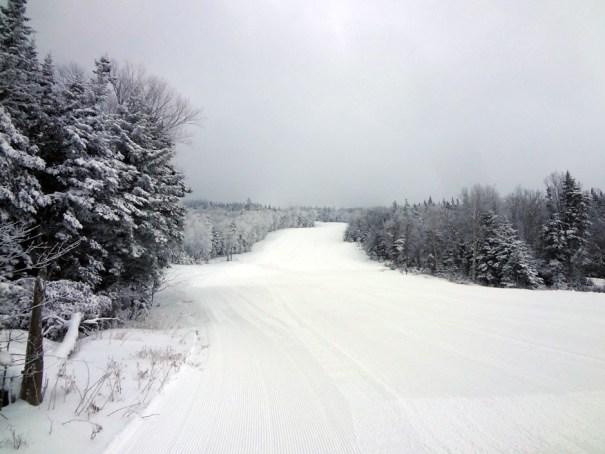 Saddleback Mountain Grey Ghost Trail
