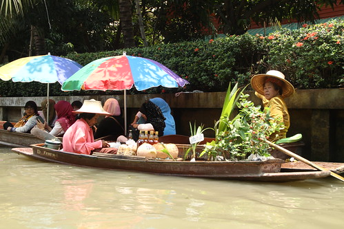 Verkaufsboote - Floating Markets