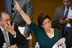 Reunión de la Comisión de Transparencia y Anticorrupción