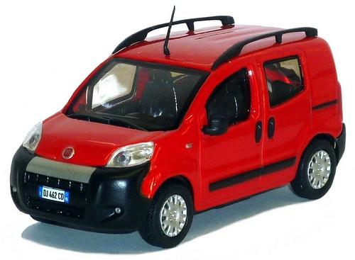 Burago Fiat Fiorino 1
