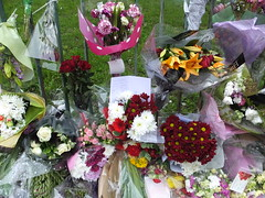 Memorial Flowers for the Rigby Family