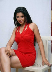 Indian Actress DISHA POOVAIAH Hot Photos Set-2  (11)