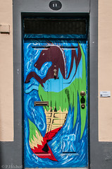 "doors of Funchal • <a style=""font-size:0.8em;"" href=""http://www.flickr.com/photos/58574596@N06/9407016189/"" target=""_blank"">View on Flickr</a>"