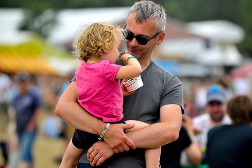 Kids at Latitude Festival 2015