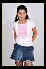 Indian Actress DISHA POOVAIAH Hot Photos Set-1 (35)