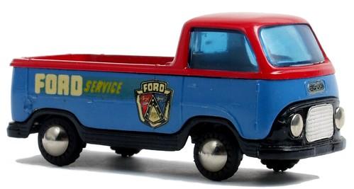 18 Tekno Ford pickup