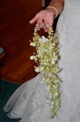 Cuff Bouquet - Photo by Sharon McGukin, AAF, AIFD, PFCI