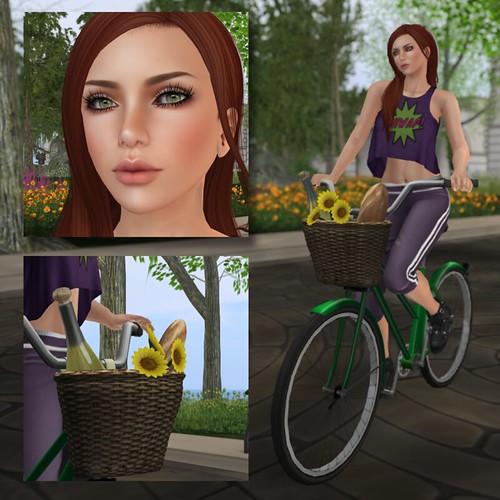 Gonna Ride My Bike Until I Get Home