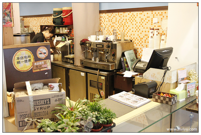 下午茶,板橋,美食,鬆餅 @VIVIYU小世界