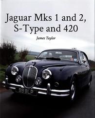 Jaguar MKS 1 en 2 cover voorkant