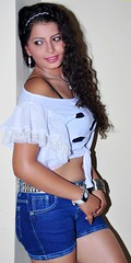 Indian Actress DISHA POOVAIAH Hot Photos Set-1 (24)