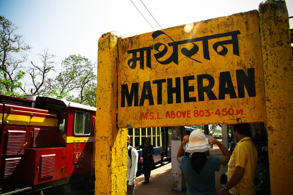 Matheran, here we go !