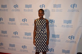 Lupita Nyong´o of 12 Years a Slave at the Mill...