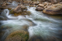 Flowing Waters of Time