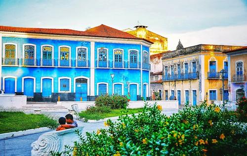 Praça Benedito Leite, Centro Histórico - São Luís, Maranhão