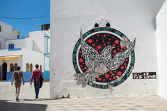 Street Art of Asilah