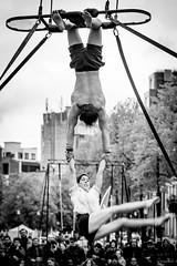 NINGUNAPALABRA - Jose & Dani - 201704 Hopla Fête du Cirque (Bruxelles)