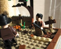 World' Of Lego And Western - Hive Mind