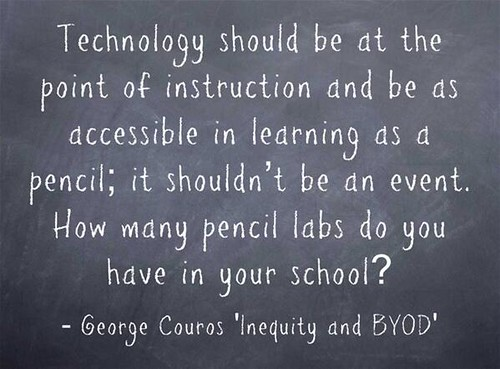 Inequity and BYOD by mrkrndvs, on Flickr