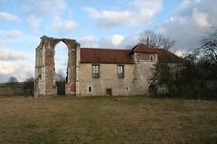 """Prieuré de l'Enfourchure - Dixmont, Yonne, Bourgogne, France • <a style=""""font-size:0.8em;"""" href=""""http://www.flickr.com/photos/125520774@N03/14513310009/"""" target=""""_blank"""">View on Flickr</a>"""