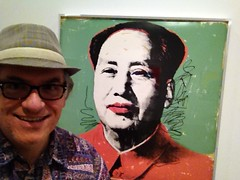 Me and Mao by Andy Warhol