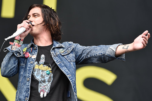 Sleeping With Sirens at Leeds Festival 2016