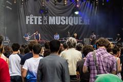 20140622 Fête de la musique - Cinquantenaire (Bruxelles) - La Femme