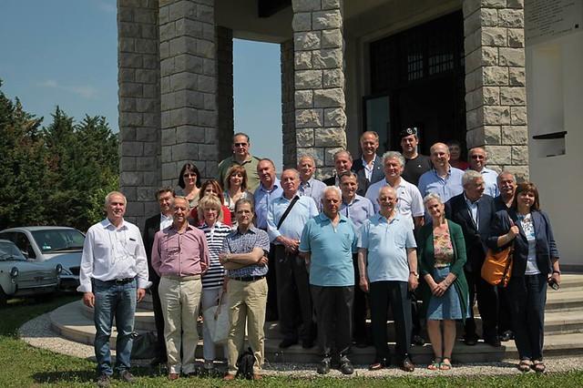 Incontro degli ex del 5° Bolsena - 6 Giugno 2015