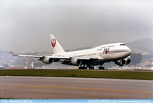 """Japan Airlines - JA8081 • <a style=""""font-size:0.8em;"""" href=""""http://www.flickr.com/photos/69681399@N06/33734896690/"""" target=""""_blank"""">View on Flickr</a>"""