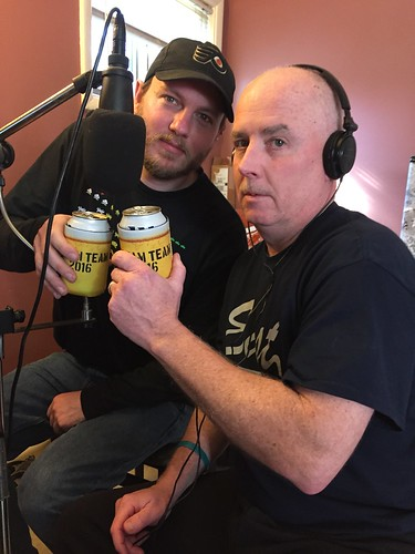 Frank and Eric on Furious Radio