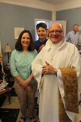 Easter at Chapel of Good Shepherd 2017 Priest Johnsons