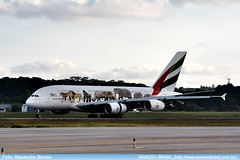 "Emirates Airlines - A6-EOM • <a style=""font-size:0.8em;"" href=""http://www.flickr.com/photos/69681399@N06/33554751321/"" target=""_blank"">View on Flickr</a>"