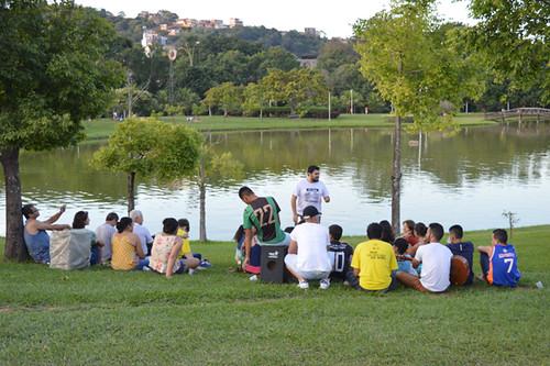 Parque Ipanema e suas diversidades