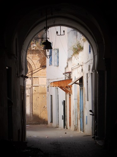 The old medina of Tunis