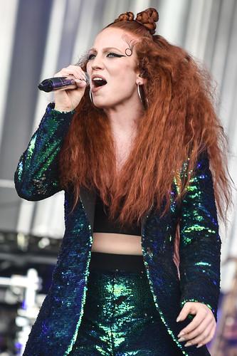 Jess Glynn at Glastonbury Festivals 2016 (Friday) - Sara Bowrey-9
