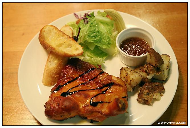 [台北.美食]內湖.擴邦麵包Le Coin du Pain~輕食.麵包.安靜的用餐環境 @VIVIYU小世界