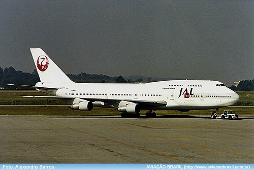 """Japan Airlines - JA8177 • <a style=""""font-size:0.8em;"""" href=""""http://www.flickr.com/photos/69681399@N06/33276819184/"""" target=""""_blank"""">View on Flickr</a>"""