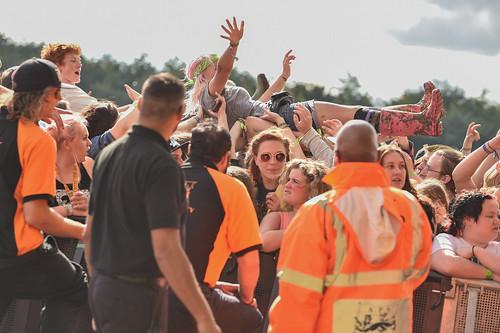 Five Finger Death Punch at Leeds Festival 2016