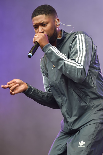 Boy Better Know at Leeds Festival 2016
