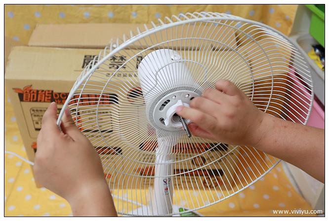 DC,品諾,小家電,直流扇,電器,電風扇 @VIVIYU小世界