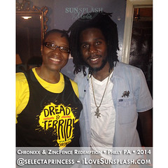 "Chronixx In Philly • <a style=""font-size:0.8em;"" href=""http://www.flickr.com/photos/92212223@N07/14400937628/"" target=""_blank"">View on Flickr</a>"