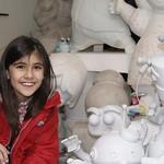VIsita Artistas Falleros 16-17