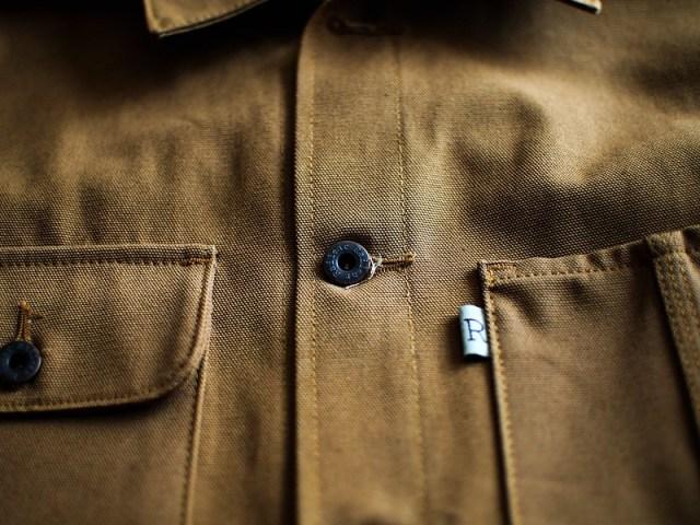 Railcar Chore Coat.