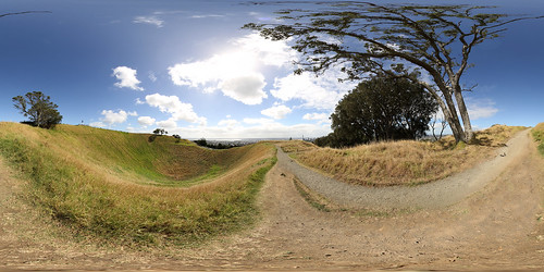 Mt Eden - Panorama