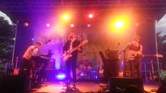 Wild Beasts @ River Rocks 7/10/14