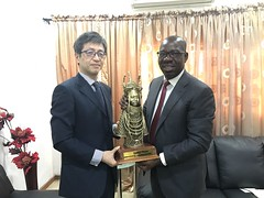 "Obaseki seeks Japanese cooperation on vocational, technological training for youths2 • <a style=""font-size:0.8em;"" href=""http://www.flickr.com/photos/139025336@N06/33275471234/"" target=""_blank"">View on Flickr</a>"