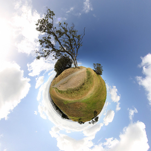 Mt Eden - little planet