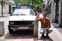 Serbian ambulance / Ambulància sèrbia